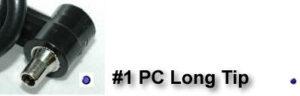 Tip # 1 PC Long Tip