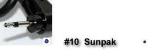 Tip # 10 Sunpak